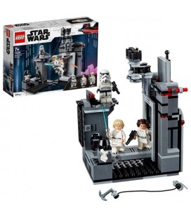 LEGO - STAR WARS - FUGA DALLA DEATH STAR - OBIWAN KENOBI LUKE SKYWALKER LEILA 75229