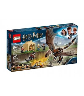 LEGO HARRY POTTER - SFIDA DELL'UNGARO SPINATO AL TORNEO TREMAGHI - 75946