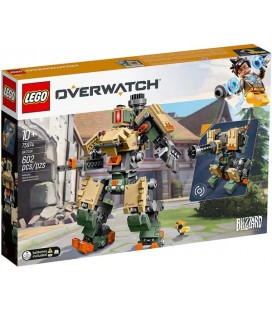 LEGO OVERWATCH - BASTION - 75974