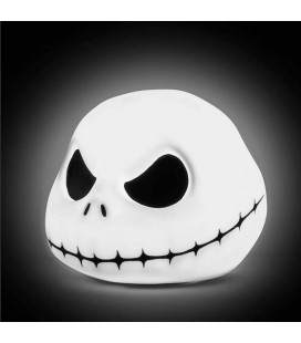 ABYSTYLE DISNEY TIM BURTON'S THE NIGHTMARE BEFORE CHRISTMAS LAMPADA JACK SKELLINGTON SKULL LED USB BATTERY