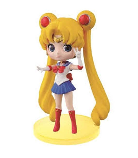 "XXXSAILOR MOON - QPOSKET ACTION FIGURE ""SAILOR MOON"""