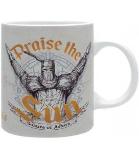 ABYstyle - Dark Souls - Tazza - 320 ml - Praise The Sun - Solaire of Astora