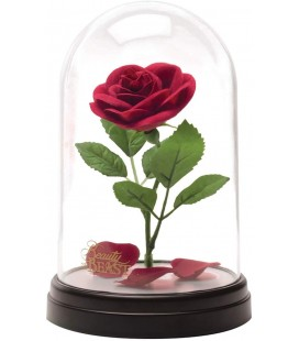 "DISNEY - "" LAMP/LAMPADA THE BEAUTY AND THE BEAST/LA BELLA E LA BESTIA ENCHANTED ROSE/ROSA INCANTATA"" - 20 CM"