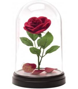 """DISNEY - """" LAMP/LAMPADA THE BEAUTY AND THE BEAST/LA BELLA E LA BESTIA ENCHANTED ROSE/ROSA INCANTATA"""" - 20 CM"""