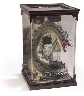 HARRY POTTER - THE NOBLE COLLECTION - MAGICAL CREATURES CREATURE MAGICHE BASILISCO 18 cm