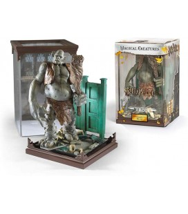 HARRY POTTER - THE NOBLE COLLECTION - MAGICAL CREATURES CREATURE MAGICHE TROLL 18 cm