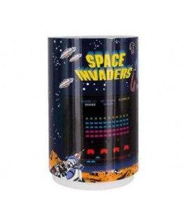 SPACE INVADERS - LAMP/LAMPADA 11,5 CM
