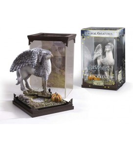 HARRY POTTER - THE NOBLE COLLECTION - MAGICAL CREATURES CREATURE MAGICHE FIEROBECCO L'IPPOGRIFO BUCKBEAK18 cm