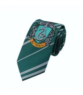 Cinereplicas - Harry Potter - Cravatta Bambini - Licenza Ufficiale - Casa Serpeverde - Verde e Grigio