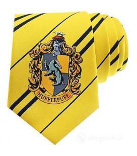 Cinereplicas - Harry Potter - Cravatta Unisex – Replica Esatta - Licenza Ufficiale - Casa Grifondoro - Taglia Unica – 100 % Mic