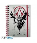 "ASSASSIN'S CREED - NOTEBOOK ""LEGACY"""
