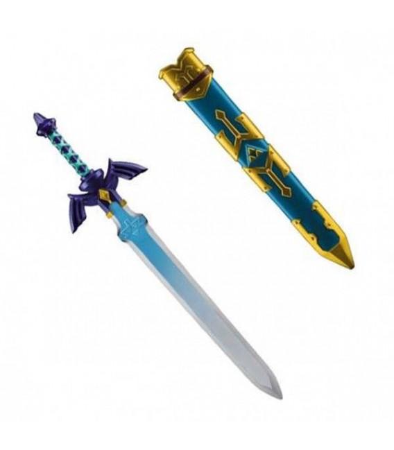 The Legend Of Zelda - Master Sword - Disguise - Link - Cosplay - Pvc - 66 Cm