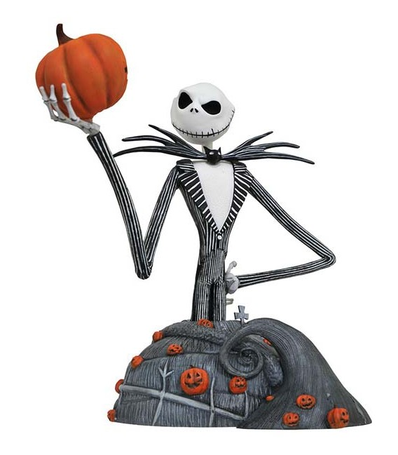 "THE NIGHTMARE BEFORE CHRISTMAS - ACTION FIGURE ""JACK SKELLINGTON (LIMITED EDITION)"""