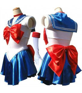 "PIDAK SHOP - COSPLAY ""MARINARETTA/SAILOR"" TAGLIA L"