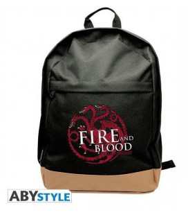 GAME OF THRONES - BACKPACK/ZAINO - TARGARYEN