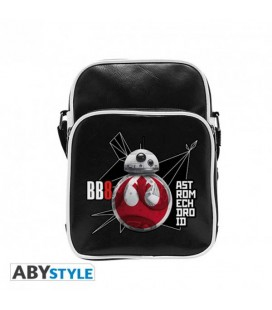 Star Wars - Abystyle - Tracolla Shoulder Bag - Marsupio - bb8 - 22 CM