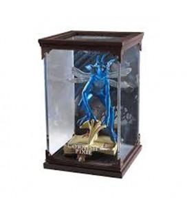 HARRY POTTER - THE NOBLE COLLECTION - MAGICAL CREATURES CREATURE MAGICHE FOLLETTO DELLA CORNOVAGLIA CORNISH PIXIE 18 cm