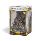 HARRY POTTER - THE NOBLE COLLECTION - MAGICAL CREATURES CREATURE MAGICHE ARAGOG 18 cm