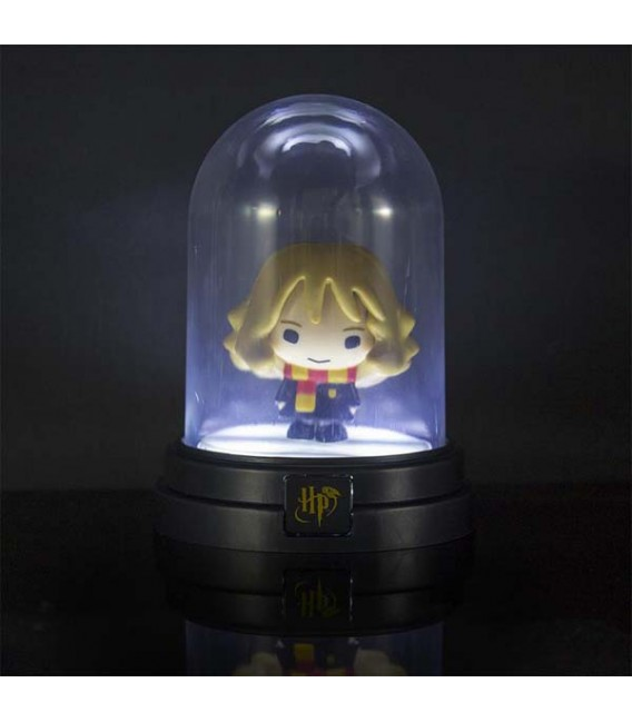 XxxPaladone - Harry Potter - Lampada Hermione Mini Bell Jar Light - 11 Cm - Usb Or Battery