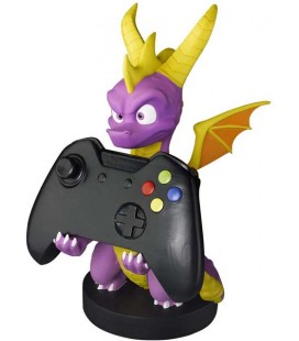 "20 CM SPYRO THE DRAGON - GADGET - CHARGER CARICATORE TELEFONO PHONE AND CONTROLLER ""SONIC"" XBOX PLAYSTATION"