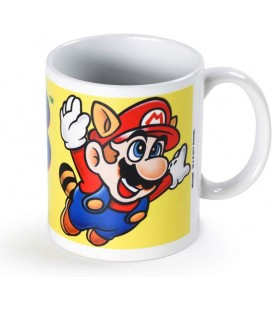 Pyramid International MG24885 (SUPER MARIO BROS 3) MUG, Ceramica, Multicolore 300 ML