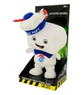 23 CM - Ghostbusters Talking Plush Figure Stay Puft Marshmallow Man Happy *English Version*