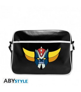 "GRENDIZER - TRACOLLA/SHOULDER BAG di Goldrake ""GRENDIZER'S HEAD"""
