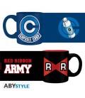 Dragon Ball Z - Abystyle - Mini Mug - Tazze . Capsule Corporation - Ceramica - Espresso Mugs