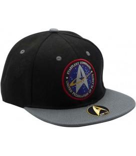 ABYstyle - STAR TREK - Cappellino - Cappello - Nero e Grigio - Starfleet Command - ACADEMY