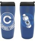 ABYstyle - Dragon Ball - Tazza da Viaggio - Capsule Corp - ermetica travel mug