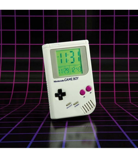 "NINTENDO - SVEGLIA / ALARM CLOCK 15 CM ""GAME BOY """