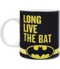 Abystyle - Dc Comics - Batman - Tazza - 320 Ml - Long Live The Bat