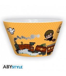Harry Potter - Abystyle - Hogwarts - Ciotola - Bowl - Treno - Rail - 400 Ml - Pvc