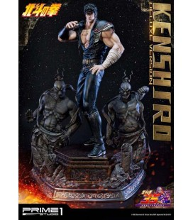 Prime 1 Studio Fist of The North Star Statue 1/4 Kenshiro Deluxe Version 70 cm