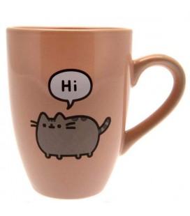 Pyramid International Pusheen Says Hi Latte Mug, Ceramica, Multicolore - 310 ML 10 OZ