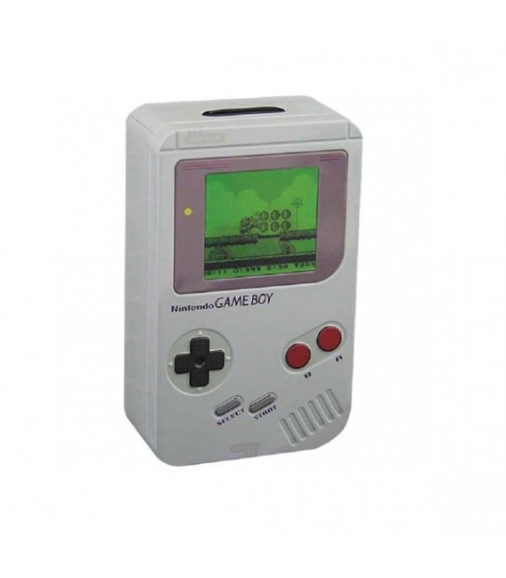 Nintendo - Money Box/Salvadanaio Gameboy - 15 Cm