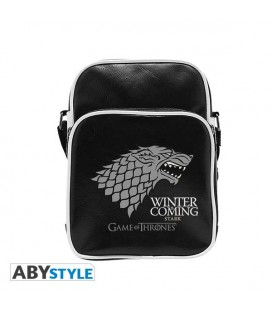 "GAME OF THRONES -TRACOLLA/SHOULDER BAG - ""STARK"""