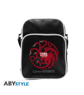 "GAME OF THRONES -TRACOLLA/SHOULDER BAG - ""TARGARYEN"""