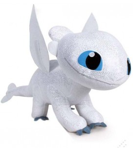 How to Train Your Dragon 3 - The Hidden World - Plush Figure - Light Fury 60 cm