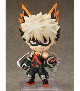 MY HERO ACADEMIA - NENDOROID ACTION FIGURE - KATSUKI BAKUGO - HERO'S EDITION -10CM
