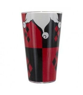 DC COMICS - HARLEY QUINN GLASS / BICCHIERE - 400 ML