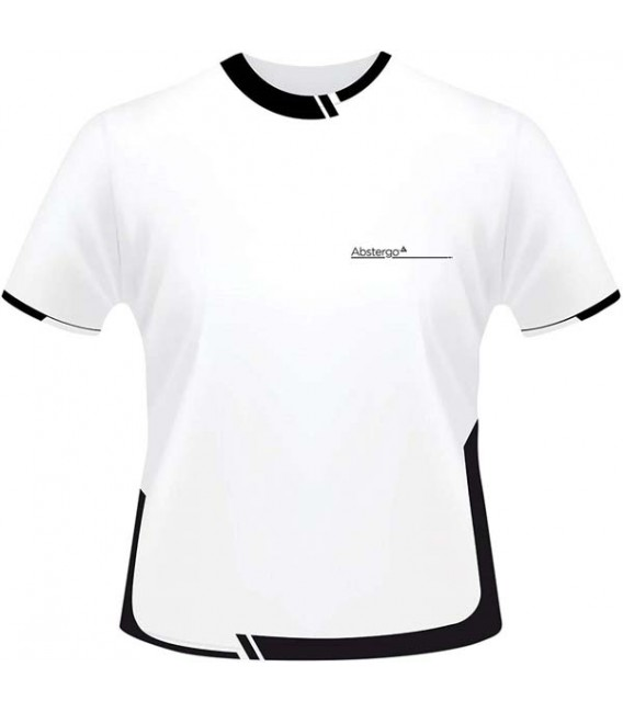 Gaya Entertainment - Assassin's Creed Abstergo Sublimation t-shirt - taglia S small - WHITE -
