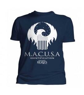PHM - Fantastic Beasts - Maglia T-Shirt Macusa - S