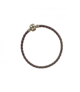 The Carat Shop - Harry Potter - Bracciale Nero Charm