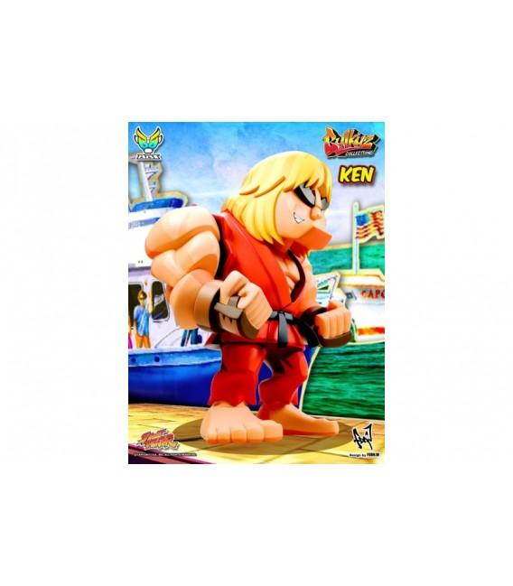 "Street Fighter II - Big Boys Toys - Bulkyz Series - Action Figure - PVC - Ken - 30 Cm - Pvc"""