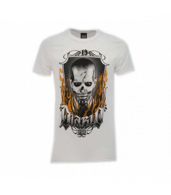 Suicide Squad - T-Shirt Manica Corta Suicide Squad Diablo - taglia XL