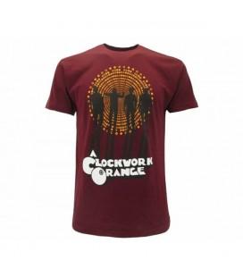 Clockwork Orange - T-shirt Stanley Kubrick Arancia Meccanica - taglia XS