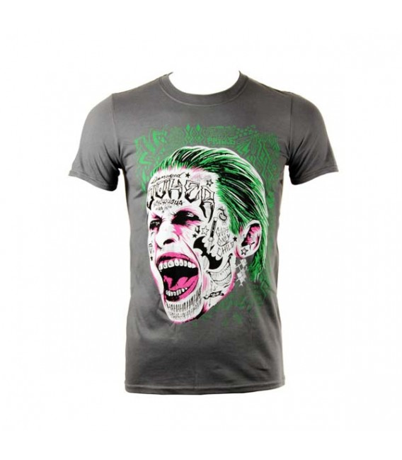 Suicide Squad - T-shirt Suicide Squad Joker XL