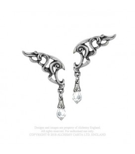 Alchemy England - Orecchini E367 - Wings of Eternity
