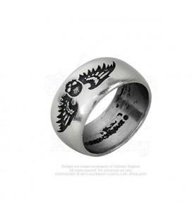 Alchemy England- Anello R207W Desolation Ring